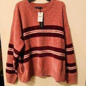 NWT Amanda Green Soft Sweater